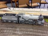 Steve's new 4-4-0 in Photographic Grey